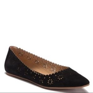 Joe's Jeans Mink Cutout NAVY Flat
